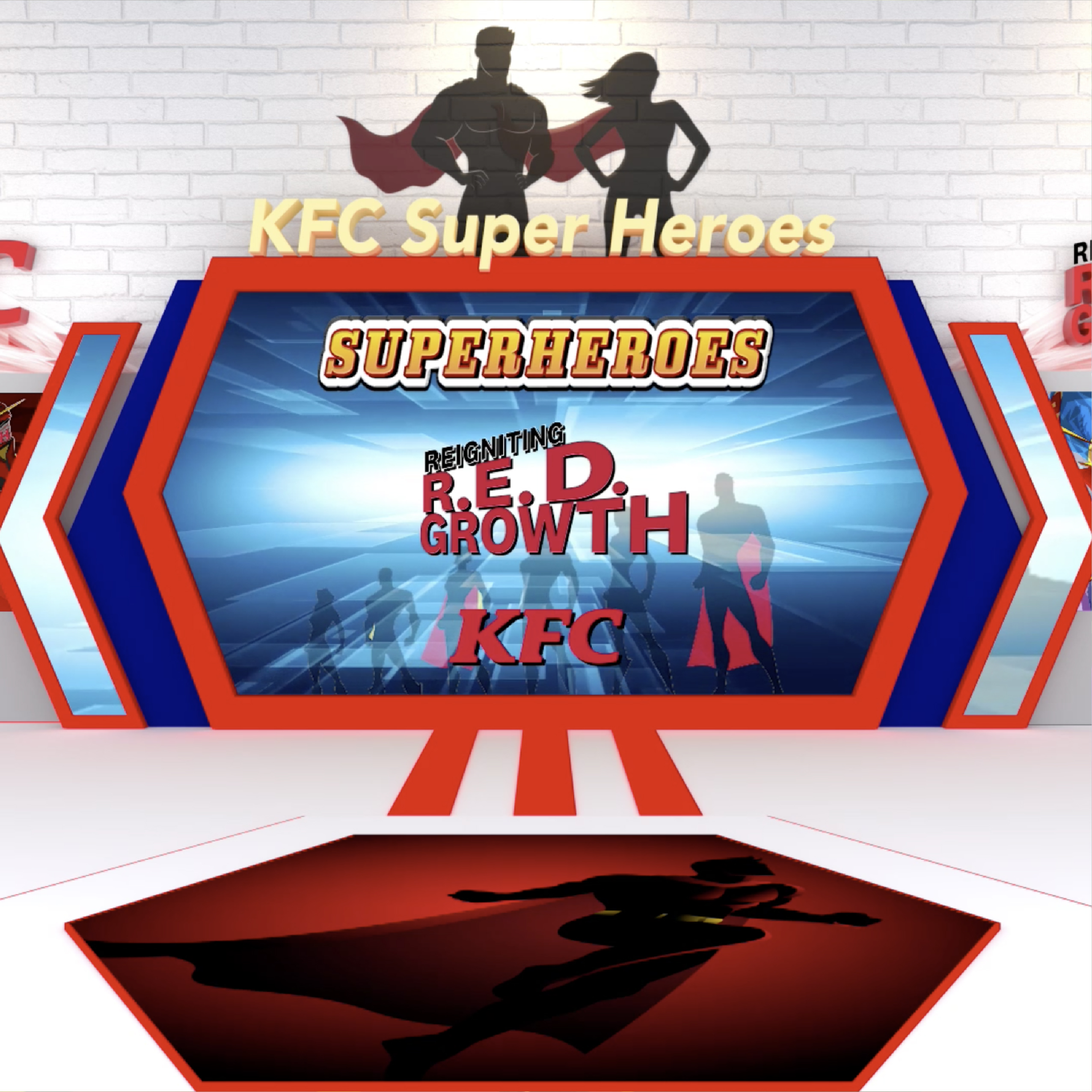 KFC Suppliers Conference 2021 Virtual Event